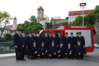 Freiwillige Feuerwehr Rechtenstein